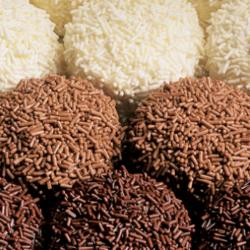 Fideos y Barritas de Chocolate