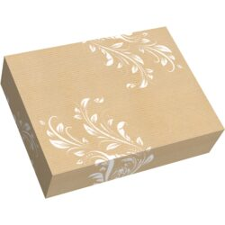 Caja rectangular modelo gala